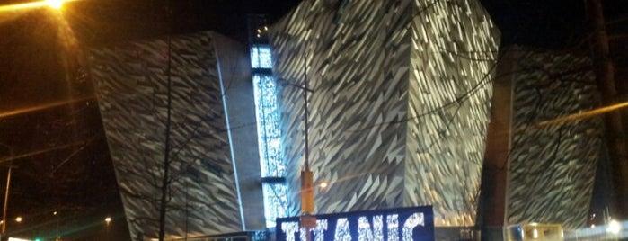 Titanic Belfast is one of Éirinn go Brách.