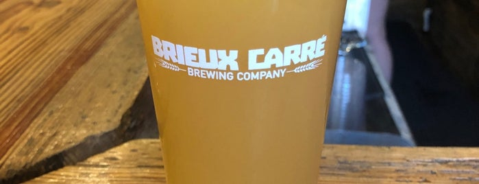 Brieux Carré Brewing Company is one of New Orleans Places.
