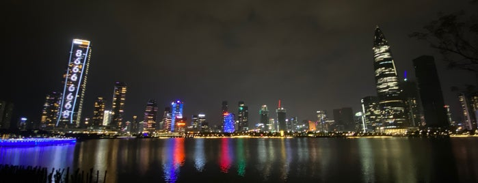 Shenzhen Talent Theme Park is one of Tempat yang Disukai Hanna.