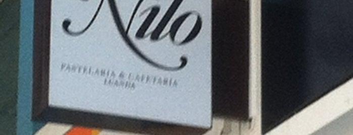 Pastelaria Nilo is one of around the world.