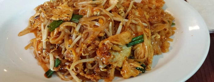 Thai Taste is one of สถานที่ที่ Paul ถูกใจ.