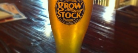 GROW STOCK is one of atsushi69さんの保存済みスポット.