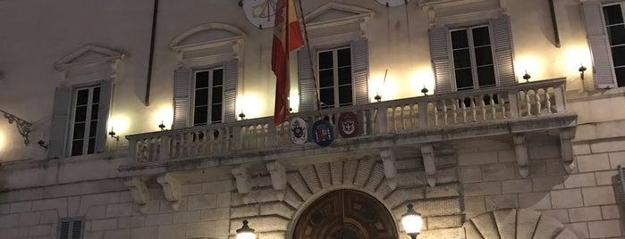 Ambasciata di Spagna is one of Europe 5.