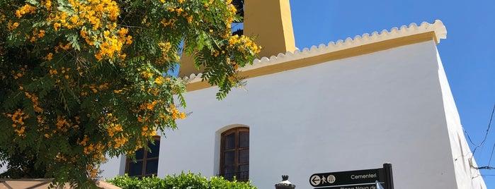 Parròquia de Santa Gertrudis is one of Ibiza to doby Jas.