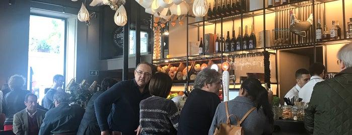 Restaurante Alameda Madrid, 10, Calle De Jorge Juan, 28001 Madrid, Spain is one of madrid. Beber y comer.