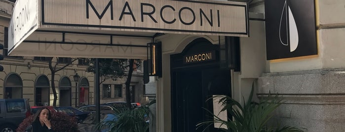 marconi is one of Madrid 2019🇪🇸.