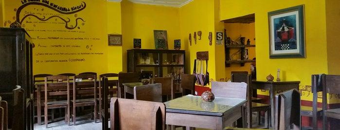 Café Fusiones is one of Gespeicherte Orte von Mishell.