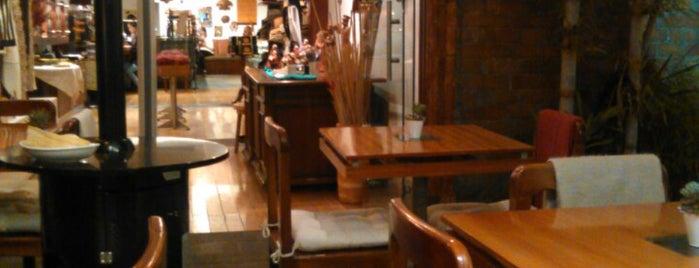 Galería Cafe is one of Oscar 님이 좋아한 장소.