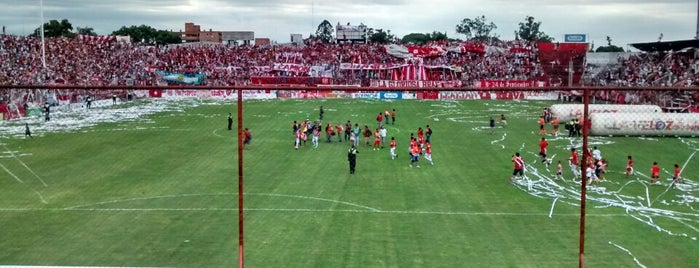 Estadio La Ciudadela (Club Atlético San Martín de Tucumán) is one of Soccer stadium in Argentina.