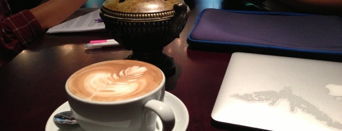 Cafe Scent is one of Coffee Shops for Writing.