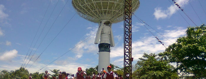 Balai Penginderaan Jauh Parepare (LAPAN) is one of Destination In Indonesia.