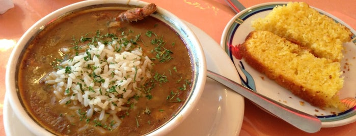 Ma Harper's N'awlins Creole Kitchen is one of Texas.