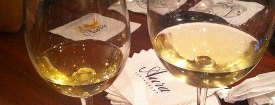 Aura Restaurant is one of Houston Restaurant Weeks - 2012.