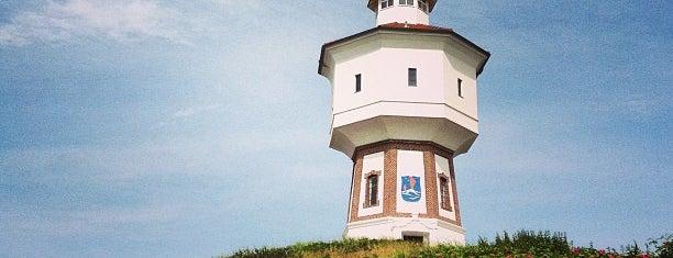 Wasserturm is one of Dominik : понравившиеся места.