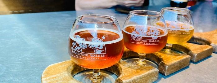 Firestone Walker Brewing Company - The Propagator is one of Tempat yang Disukai Al.