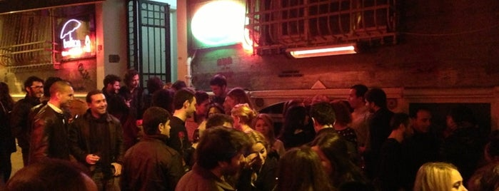 Küçük Otto is one of Istanbul night life - clubs.