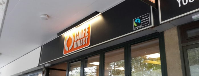 Café Direct is one of University of East Anglia.
