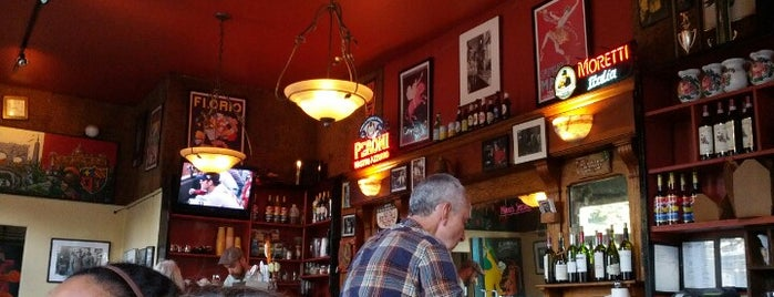 Mario's Bohemian Cigar Store Cafe is one of SF Restaurants (been to).