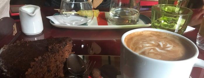 Idea Café | کافه ایده is one of Lugares favoritos de vahid.