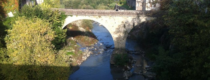Castelnuovo di Garfagnana is one of Tuscany.