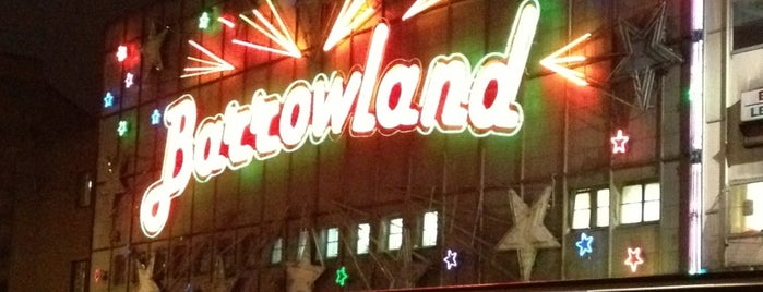 Barrowland Ballroom is one of Glasgow.