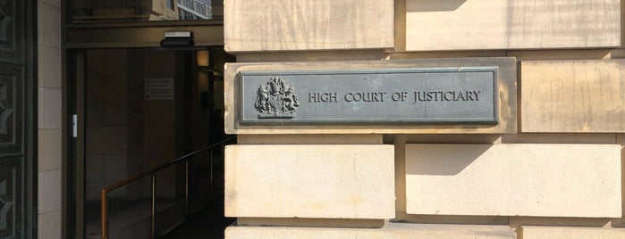 High Court of Justiciary is one of Tempat yang Disukai Lisa.