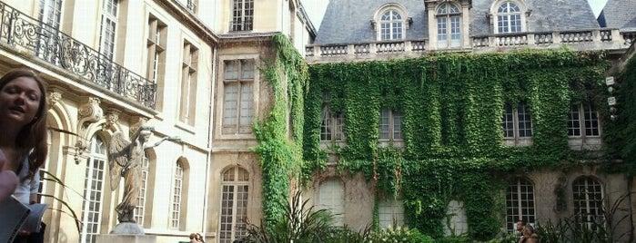 Musée Carnavalet is one of une semaine à Paris.