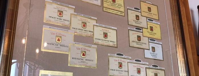 Hugel is one of Alsace - Lorraine.