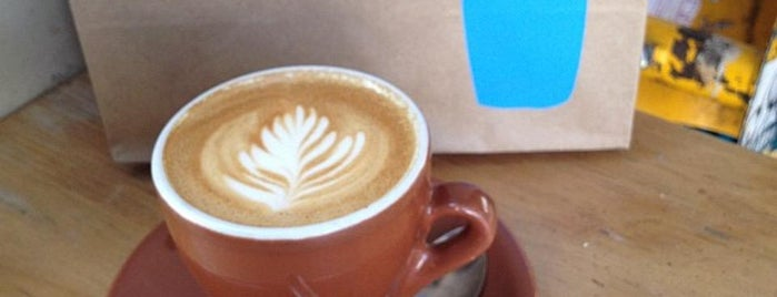 Blue Bottle Coffee is one of Tastes that Make the City: San Francisco.