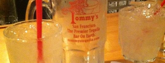 Tommy's Mexican Restaurant is one of Tastes that Make the City: San Francisco.