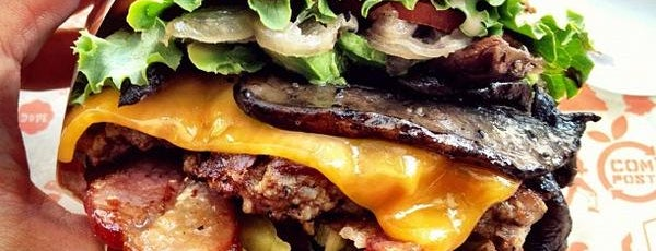 Super Duper Burgers is one of Tastes that Make the City: San Francisco.