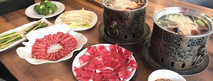 Tian Xiang Fu Small Hotpot is one of Fine Dining-Dünya Mutfakları-Fusion.