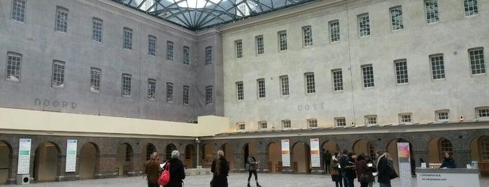Het Scheepvaartmuseum is one of Musea Amsterdam.