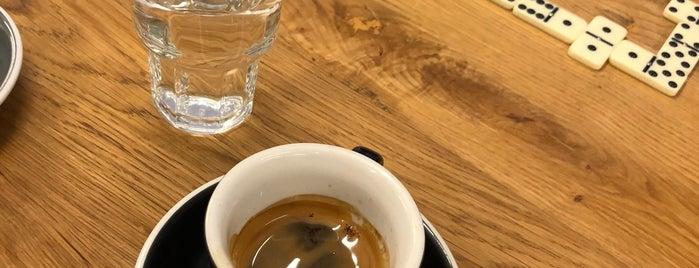 Skola Coffee & Wine Bar is one of Грузия.