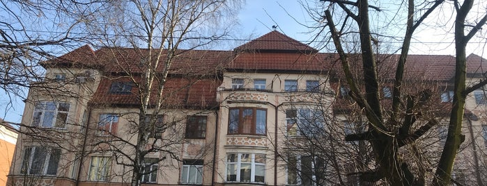 Музей-квартира Altes haus Hufen is one of To check in König.