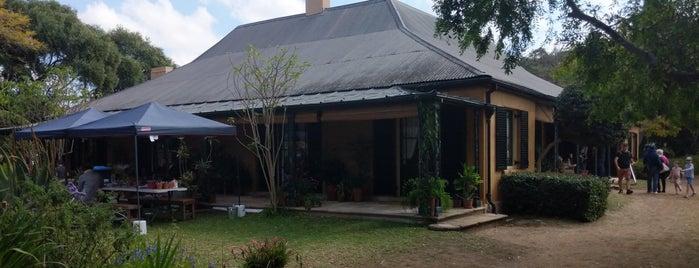 Elizabeth Farm is one of Tempat yang Disimpan Katya.