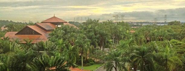 Pulai Springs Resort is one of JB.