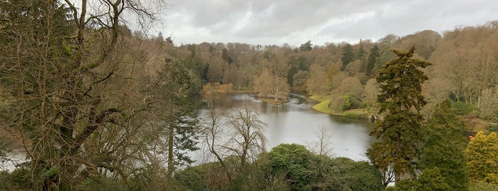 Stourhead National Trust is one of Locais salvos de Sevgi.
