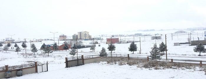 hacı sait ilbeyi imam hatip ortaokulu is one of Isa Baran : понравившиеся места.