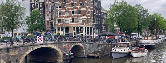 Papiermolensluis (Brug 57) is one of Amsterdam.