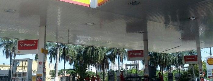 Mash Postos e Serviços (Shell) is one of สถานที่ที่ Fabio ถูกใจ.