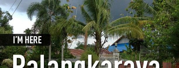 Palangkaraya is one of Ibukota Provinsi di Indonesia.