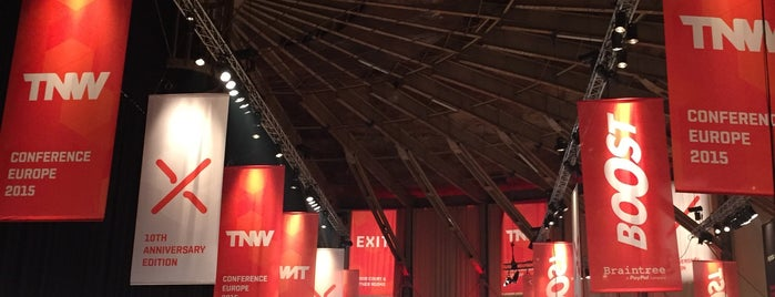 #TNWeurope is one of Lieux qui ont plu à Ismay.