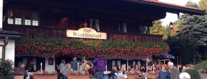 Café Winklstüberl is one of Ausflüge.