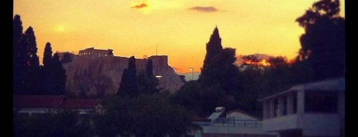 Αγροτέρα by Cine Κεραμεικός is one of athens favourite.