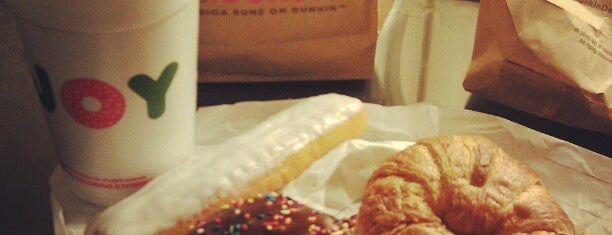 """Dunkin' is one of """"Been there, done that.""""."""