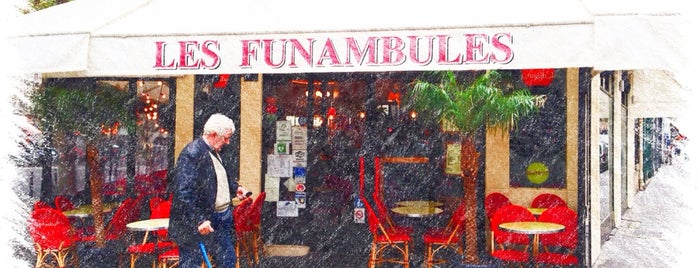 Les Funambules is one of Welcome to Paris.