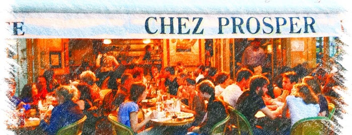Chez Prosper is one of Paris.