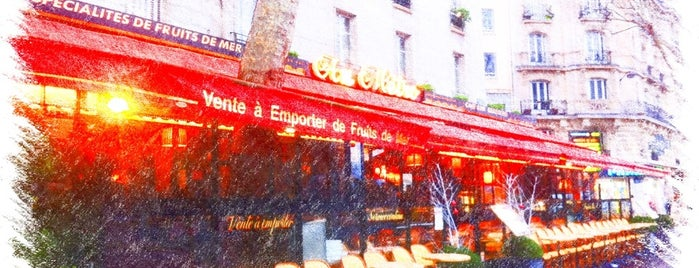 Au Métro is one of Fransa - Paris 🗼.