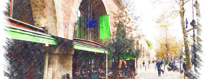 Le Viaduc Café is one of Gespeicherte Orte von Herbie.